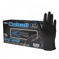 Čierne nitrilové rukavice...