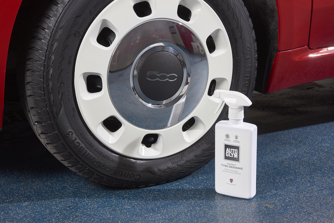 Autoglym Instant Tyre Gel